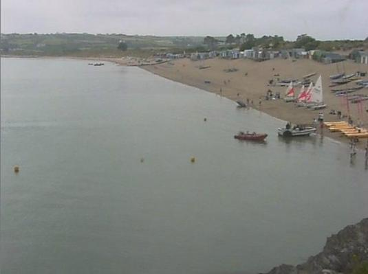 Abersoch Beach Live Streaming Beach Weather Cam, Wales